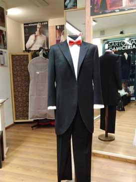Abbigliamento formale maschile